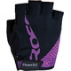 Roeckl Doria fietshandschoenen Dames violet/zwart
